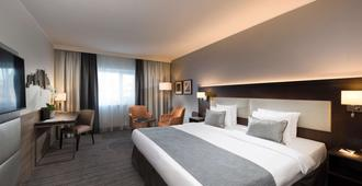 萨尔茨堡会议中心温德姆大酒店 - 萨尔茨堡 - 睡房