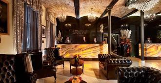 伦敦市蒙卡尔姆啤酒厂酒店 - 伦敦 - 大厅