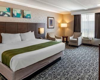 高地酒店及会议中心 - 米德兰 - 睡房