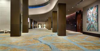 奥姆尼达拉斯酒店 - 达拉斯 - 大厅