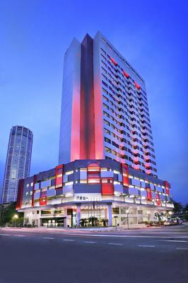 槟城尼奥普拉斯酒店 - 乔治敦 - 建筑