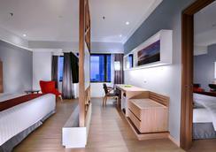 槟城尼奥普拉斯酒店 - 乔治敦 - 睡房