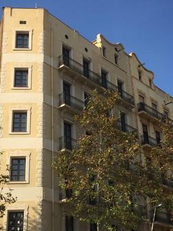 阿斯帕西奥斯珀博公寓 - 巴塞罗那 - 建筑