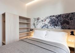 阿斯帕西奥斯珀博公寓 - 巴塞罗那 - 睡房