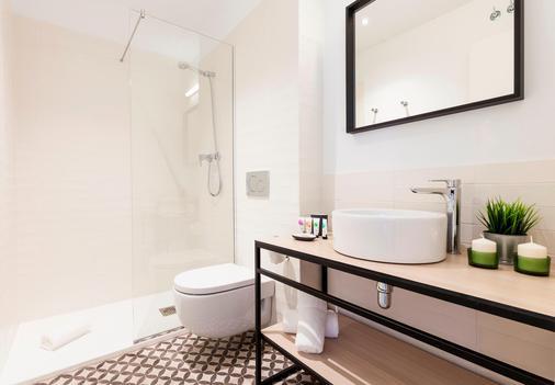阿斯帕西奥斯珀博公寓 - 巴塞罗那 - 浴室