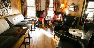 玛尔圭酒店 - 西雅图 - 客厅