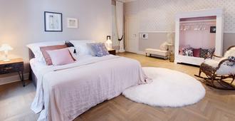 莱比锡科拉公寓酒店 - 莱比锡 - 睡房