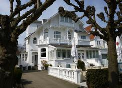 威勒拉赫施别墅酒店 - 仅供成人入住 - 吕贝克 - 建筑