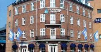 欧登塞市丹恩旅馆 - 欧登塞 - 建筑
