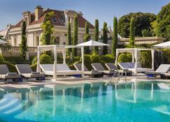 蒙特卡罗大都会酒店 - 摩纳哥 - 游泳池