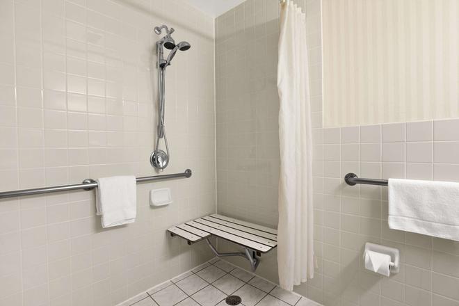 湾畔旅游宾馆 - 旧金山 - 浴室