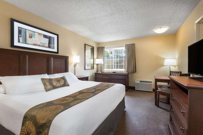 湾畔旅游宾馆 - 旧金山 - 睡房