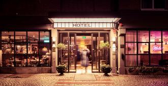 贝斯特韦斯特贵族之家酒店 - 马尔默 - 建筑