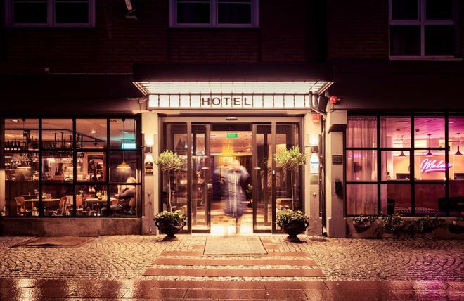 最佳西方贵族之家酒店 - 马尔默 - 建筑