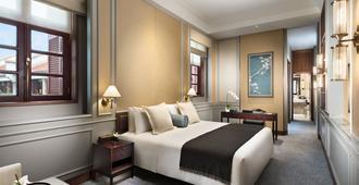 上海建业里嘉佩乐酒店 - 上海 - 睡房