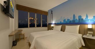 马耶斯提克每日斯马特酒店 - 雅加达 - 睡房