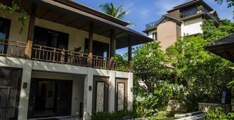 凯里卡延豪华泳池温泉别墅酒店 - 苏梅岛 - 建筑