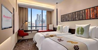 新加坡中山公园华美达酒店 - 新加坡 - 睡房