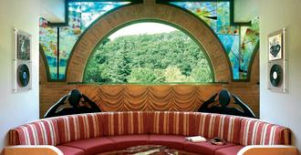 乔威聂伊爵士阿列酒店 - 佩鲁贾 - 休息厅