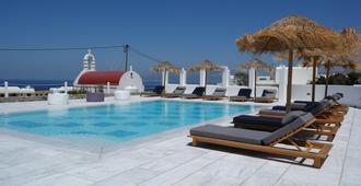 玛吉米科诺斯酒店 - 米科諾斯岛 - 游泳池