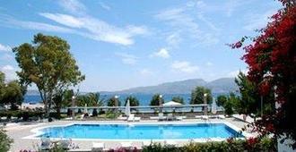 拉佳达海滩酒店 - 阿达玛斯 - 游泳池