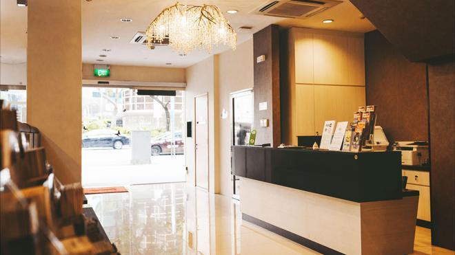 新加坡维多利亚酒店 - 新加坡 - 柜台