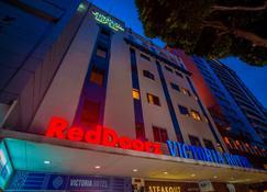 新加坡维多利亚酒店 - 新加坡 - 建筑