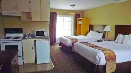 加拿大最佳价值汽车旅馆 - 夏洛特顿 - 厨房