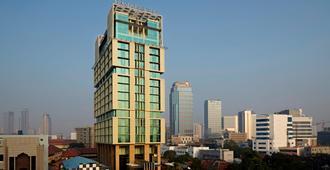 雅加达门腾辉盛庭国际公寓 - 雅加达 - 户外景观