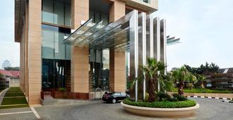 雅加达门腾辉盛庭国际公寓 - 雅加达 - 建筑