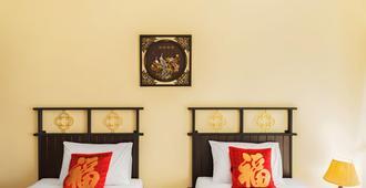 乐华酒店 - 普吉岛 - 睡房