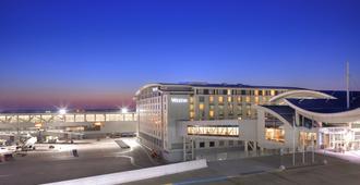 威斯汀底特律麦特罗机场酒店 - 底特律