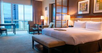 米高梅署名酒店 - 拉斯维加斯 - 睡房