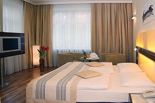欧洲维也纳奥地利流行酒店 - 维也纳 - 睡房