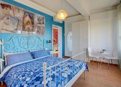 琴托帕西达尔教堂旅馆 - 阿雷佐 - 睡房