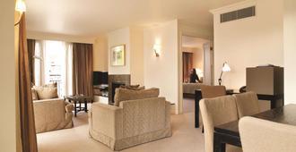 莱尔酒店 - 墨尔本 - 客厅
