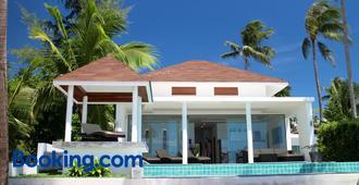拉加索尔酒店 - 苏梅岛 - 建筑