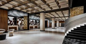 费尔蒙伊丽莎白女王酒店 - 蒙特利尔 - 大厅