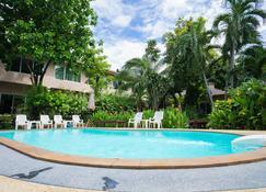 薩拜度假村飯店 - 北碧 - 游泳池