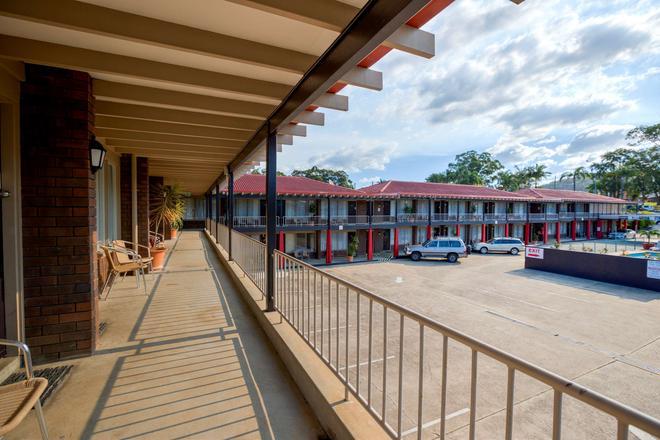 最佳西方斑马汽车旅馆 - 科夫斯港 - 建筑