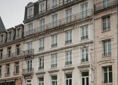 快乐文化南希斯坦尼斯酒店 - 南锡 - 建筑