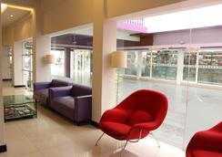 查登萨通酒店 - 曼谷 - 大厅