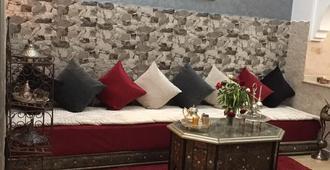 达尔耶纳酒店 - 马拉喀什 - 客厅
