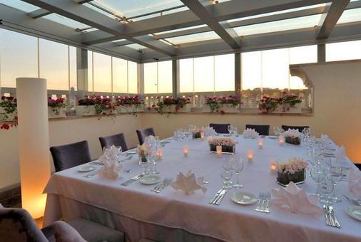 Il Palazzo Hotel & Suites - 安曼 - 餐厅