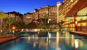 三亚湾海居铂尔曼度假酒店 - 三亚 - 游泳池