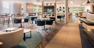 Holiday Inn Express Oxford - Kassam Stadium - 牛津 - 餐馆