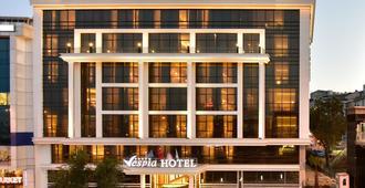 维思皮亚酒店 - 伊斯坦布尔 - 建筑