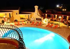 地中海之蓝公寓 - 卡沃斯 - 游泳池