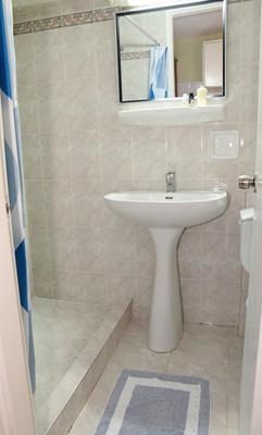 地中海之蓝公寓 - 卡沃斯 - 浴室
