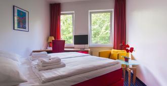 赫恩豪森酒店 - 汉诺威 - 睡房